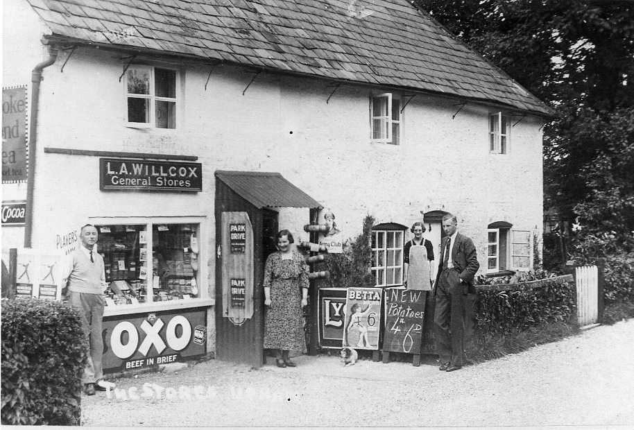 The General Stores at Elm Tree Cottage