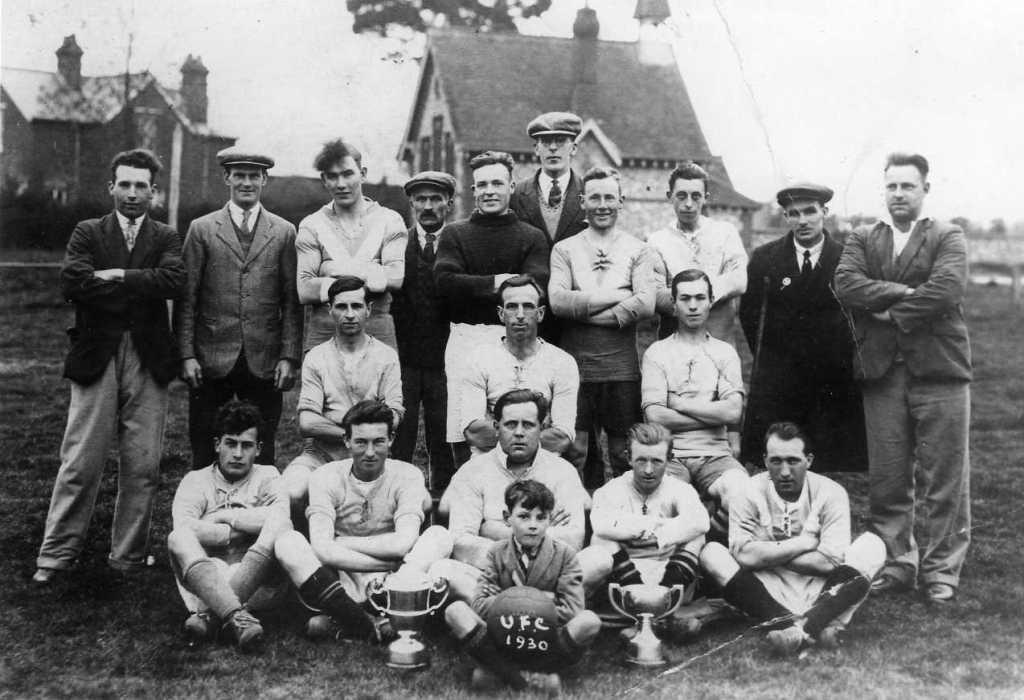 Upham Football Club 1930