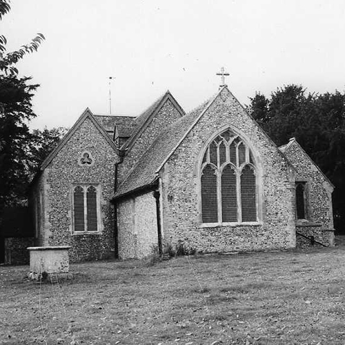 The Blessed Mary in Upham