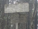 Top of Snake Den Ridge