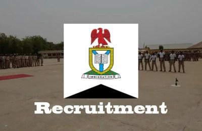 NIS Recruitment 2020/2021