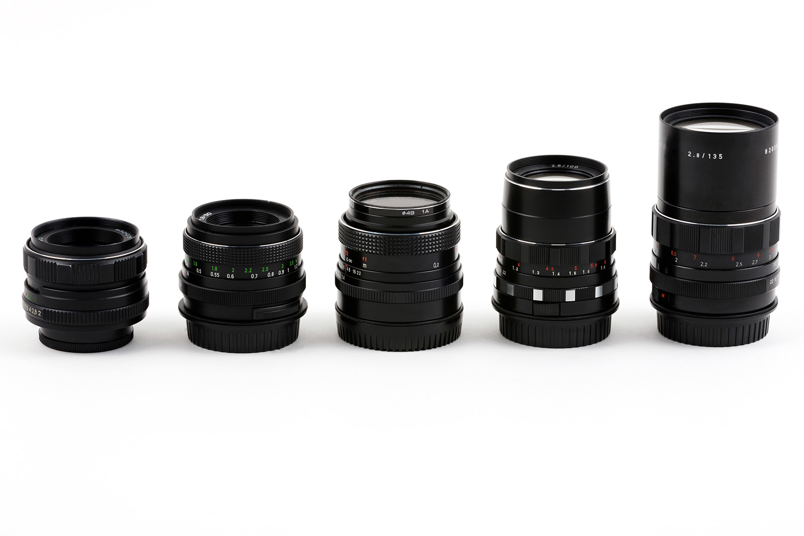 Zoom vs Prime Lenses