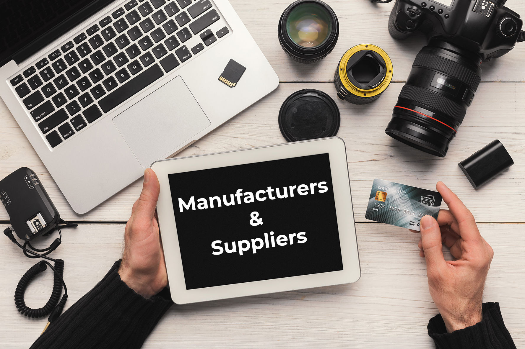 Manufacturers and Suppliers