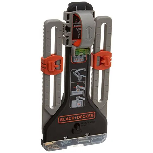 black and decker picture hanging tool