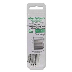 microstitch tagging fasteners
