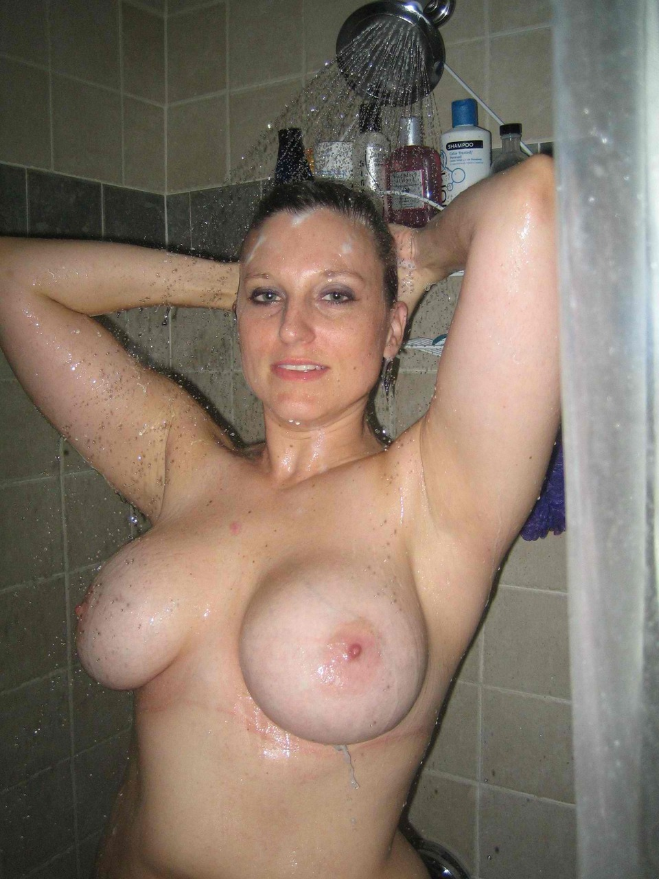 tumblr naked in the shower