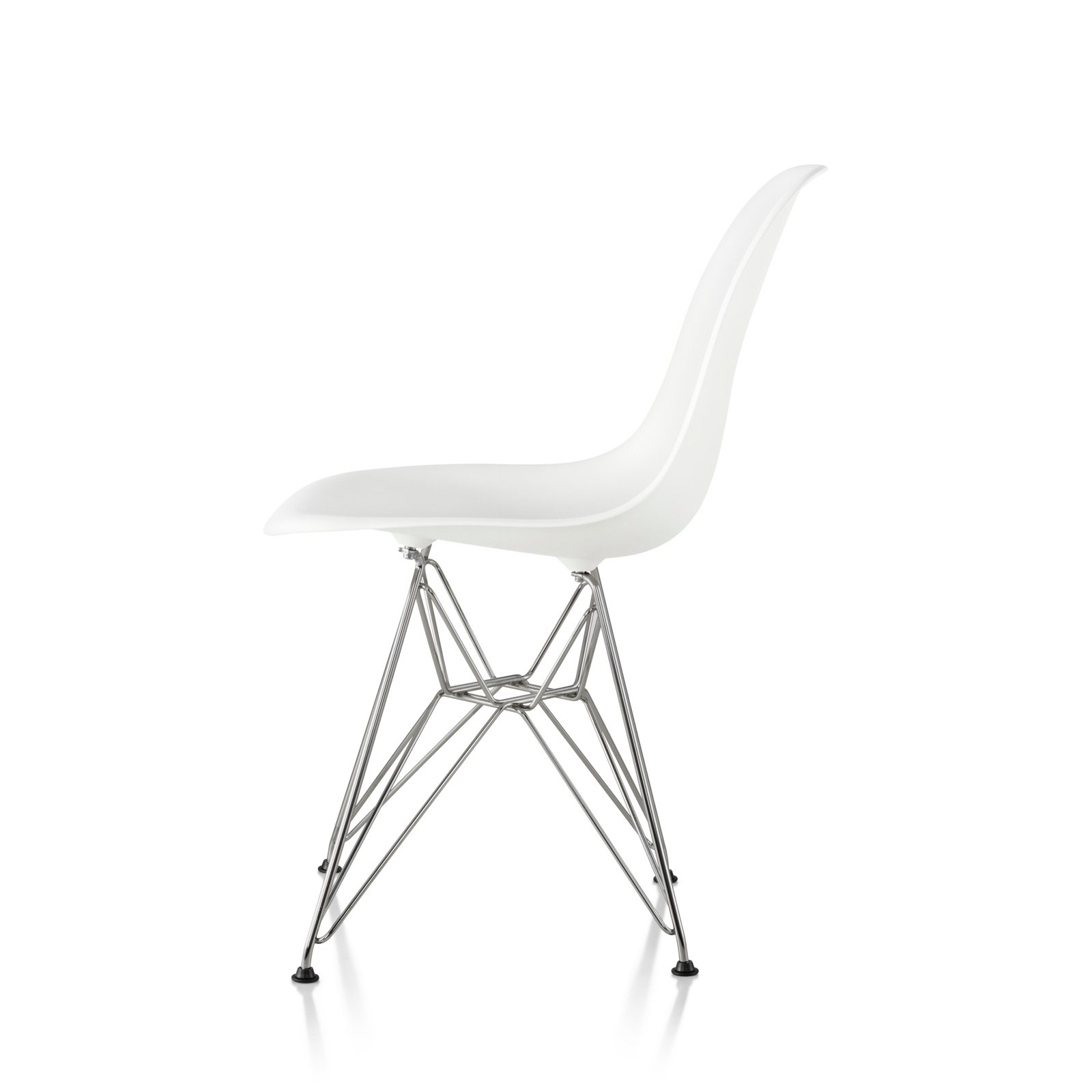 Eames Molded Plastic Side Chair Wire Base By Charles Amp Ray