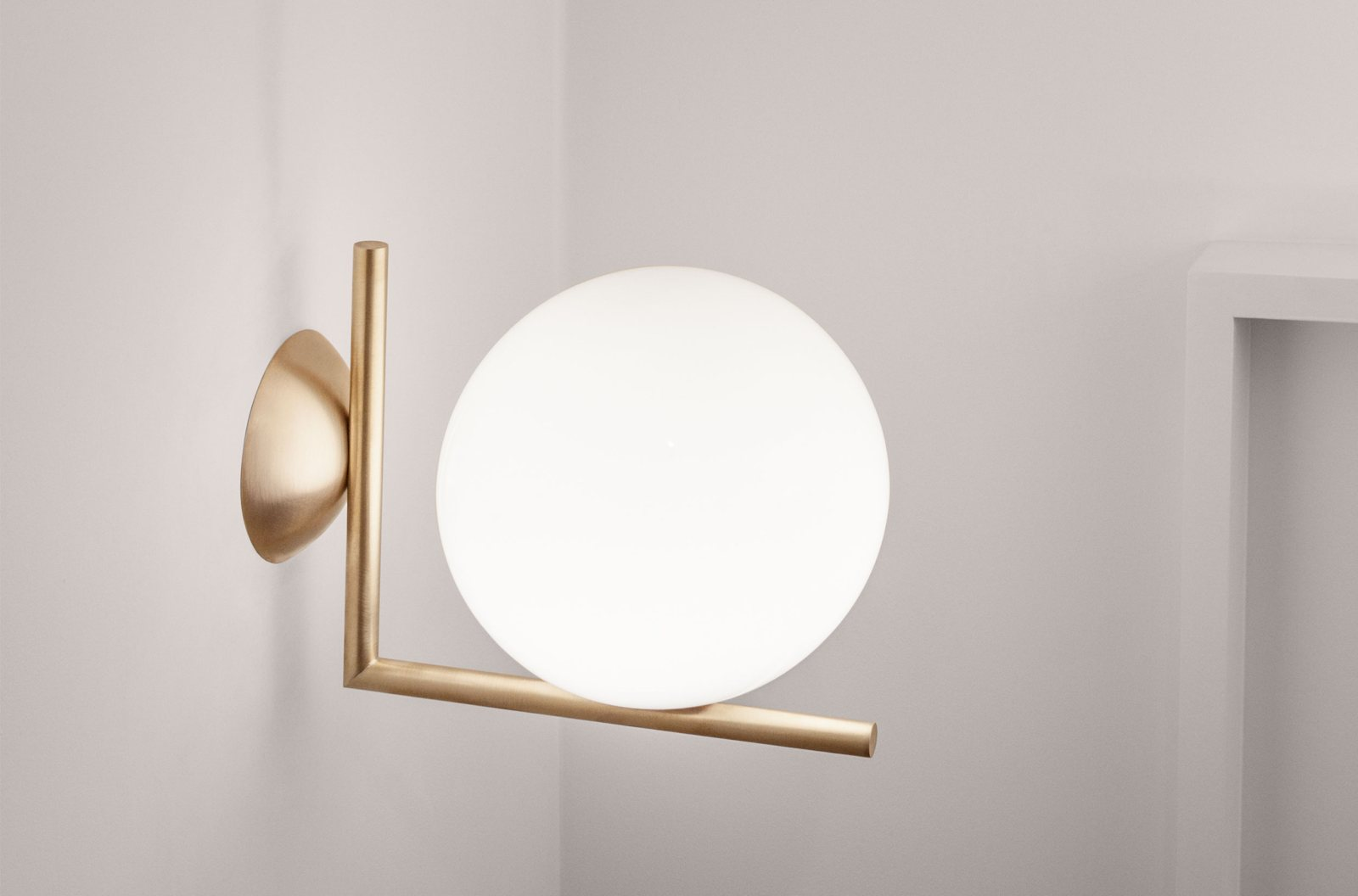 IC Lights CW By Michael Anastassiades For Flos UP Interiors