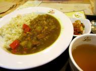 The Loving Hut, Sinchon - Curry