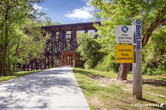 Beltline Trail, Atlanta