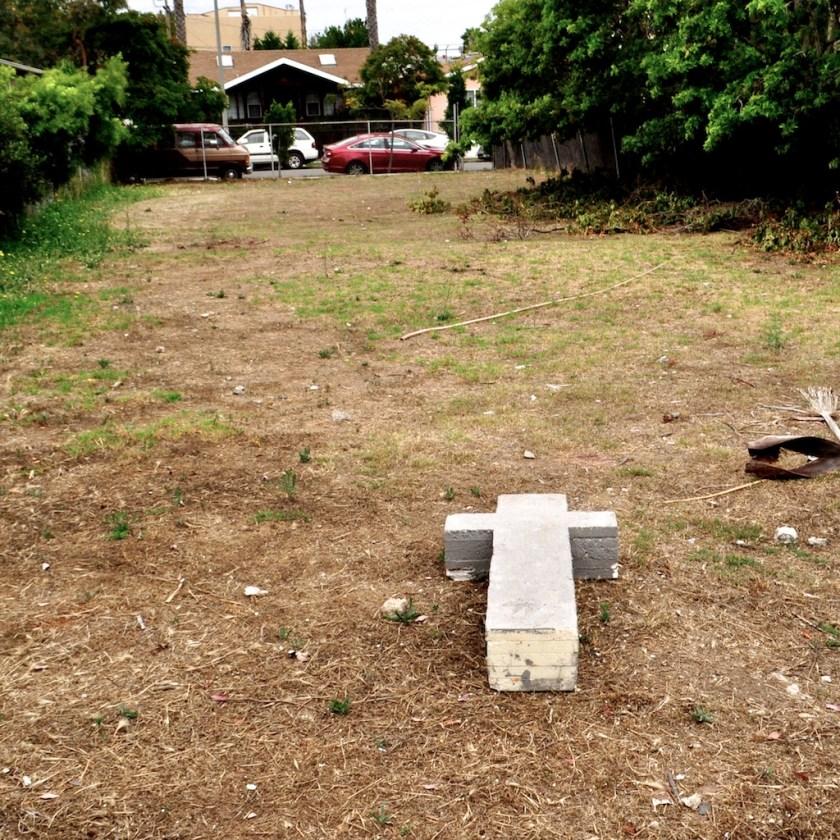 The abandoned churchyard