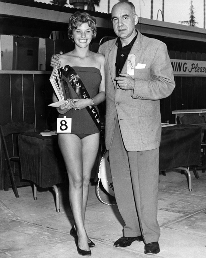 Miss Gym and Swim , 1963