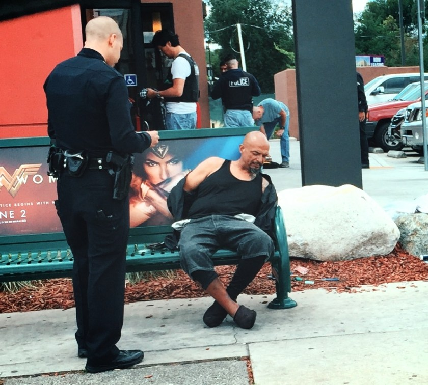 Crimefighting