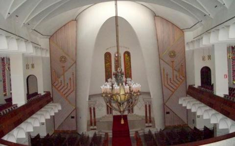 Gran Sinagoga Tiferet Israel   Turismo Judaico   Venezuela   Caracas   Para Visitar   Sinagogas