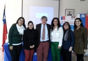 PACE UPLA - Reunión Seremi Educación