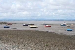 Morecambe 'beach' July 2008