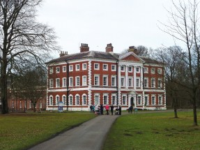 Lytham Hall - February 2015