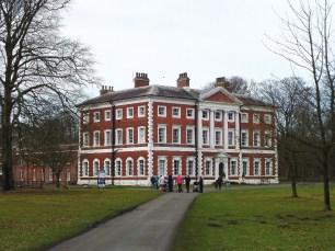Lytham Hall - February 2015