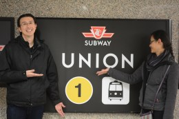 Navigating the Path to Union Station