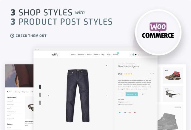 Uplift - Responsive Multi-Purpose WordPress Theme - 8