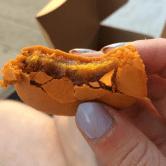 pumpkin spice mac