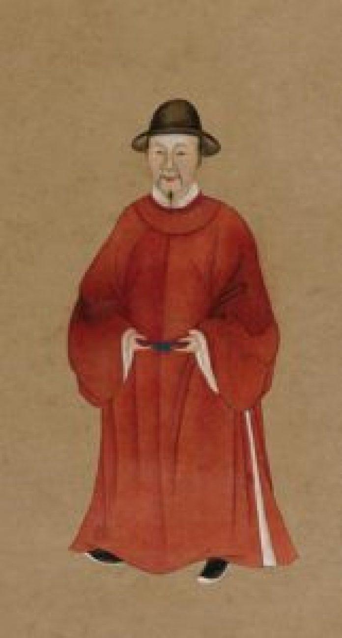 唐寅  (维基百科)