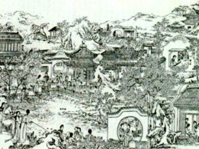 (图片:维基百科) 怡红院 (图片:维基百科)
