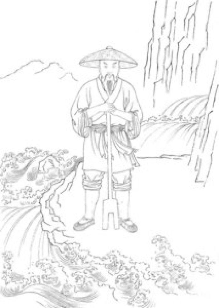 夏禹(李天明/大纪元)