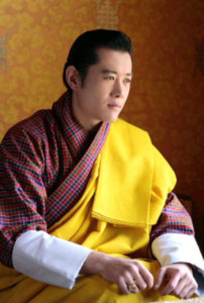 不丹现在的国王是吉格梅‧凯萨尔‧旺楚克(公有领域/Royal )