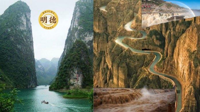 黄河与长江的传说 (明德合成)