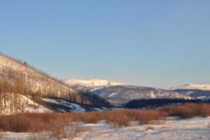 不兒罕合勒敦山(Burkhan Khaldun mount)(Ganzorig Gavaa/Wikimedia Commons)