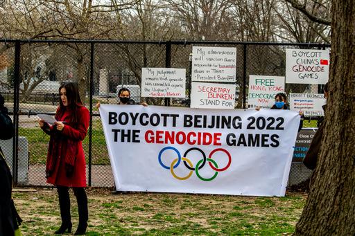 目前已有民间团体发出抵制北京冬奥的呼声。