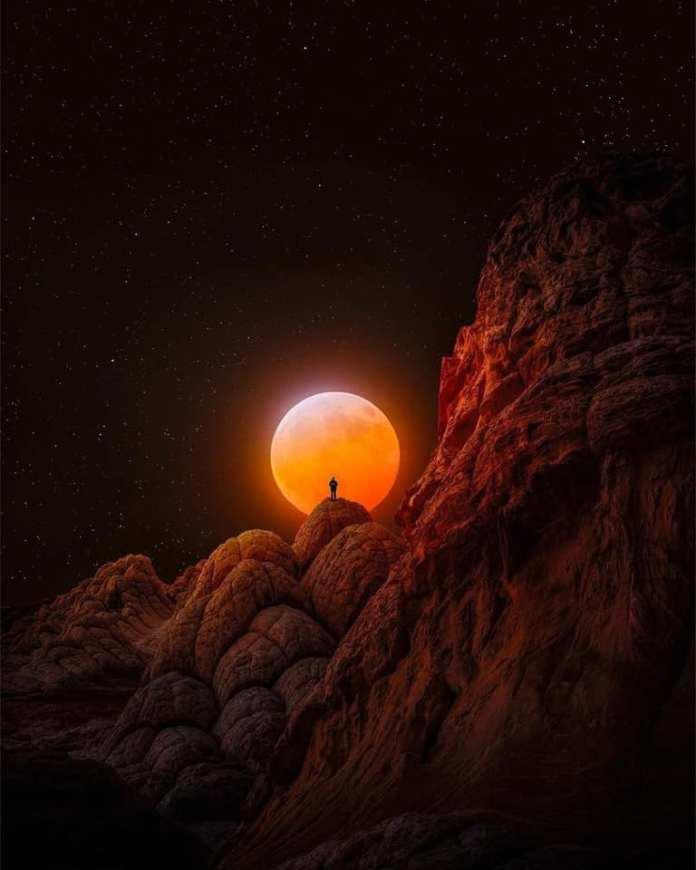 首頁 > 新聞資訊 > 奇趣 > 神秘現象 > 正文 古籍:月亮由七種珍寶人工合成 曾離奇出軌 古籍:月亮由七種珍寶人工合成 曾離奇出軌 5月26日出現血月奇觀(FB)