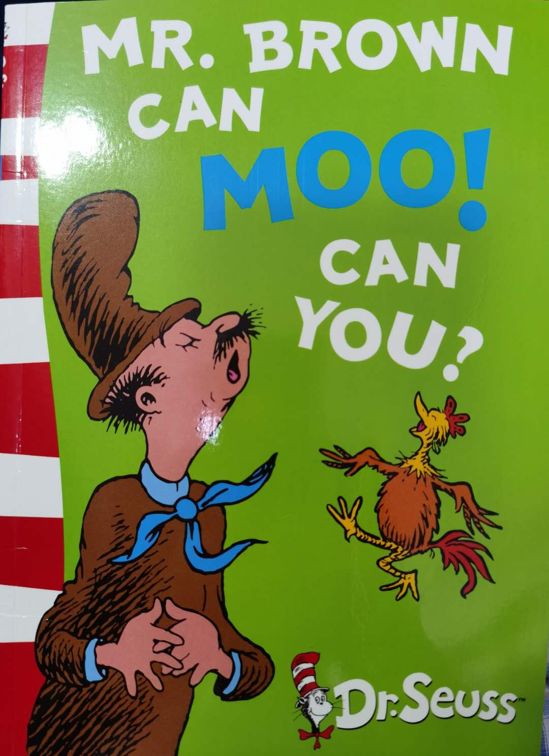 52 20 21 Mr Brown Can Moo Can You