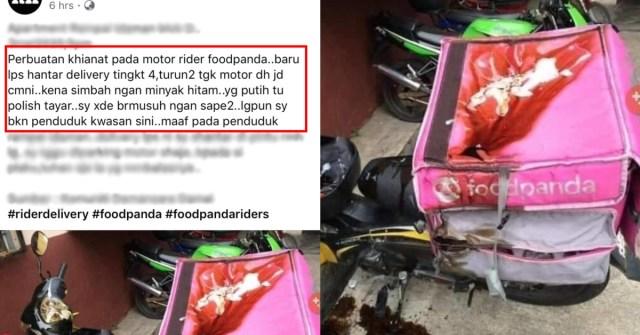 rider foodpanda