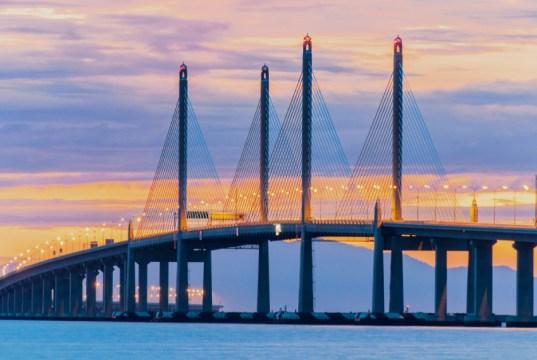 jambatan pulau pinang