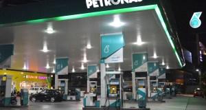 stesen minyak petronas