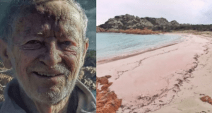 Pulau Budelli dan Mauro Morandi
