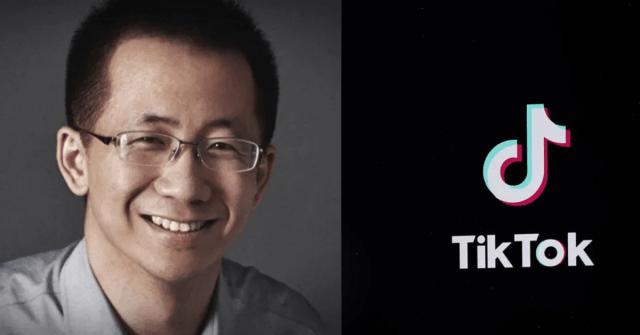 Pengasas Tik Tok, Zhang Yiming.