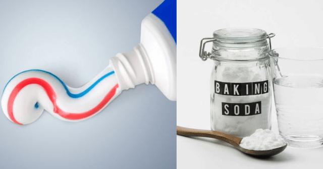 ubat gigi dan baking soda tidak bagus untuk kulit wajah.