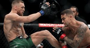 Conor Vs Dustin UFC 264