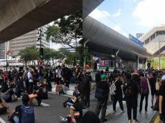 demonstrasi aman dataran merdeka