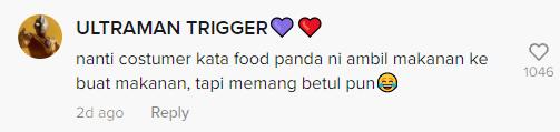 Rider foodpanda siapkan pesanan sendiri