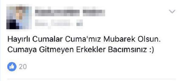 """Molla: """"Cümə namazına gəlməyən oğlanlar bacımdır"""" - FOTO"""