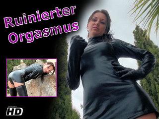 DirtyAnja - Pure Erniedrigung & Ruinierter Orgasmus