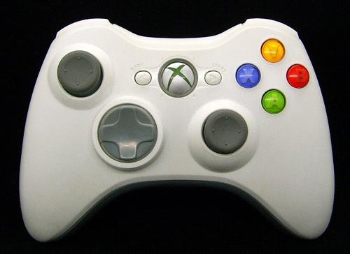 Wireless Controllers White Xbox360 Purchasing Souring