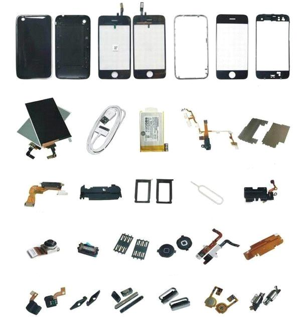 Whole Original Mobile Phone Full Spare Parts For Iphone 3 3g 4 4s Purchasing Souring Agent Ecvv Com Service Platform