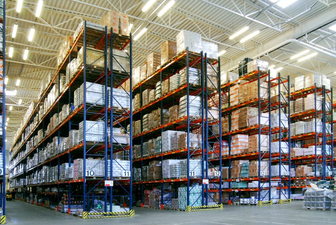 Economical Warehouse Adjustable Pallet Rack Storage Systems
