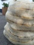 New ventilated potato sack helps stop the rot