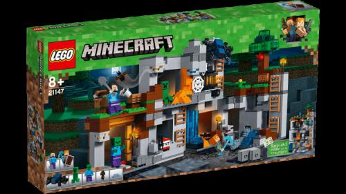 lego minecraft les 11 nouvelles boites